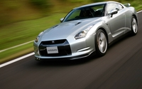 Nissan GT-R [8] wallpaper 1920x1080 jpg