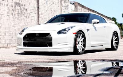 Nissan GT-R Premium R35 wallpaper