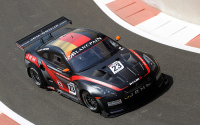 Nissan JR Motorsports GT-R GT1 wallpaper