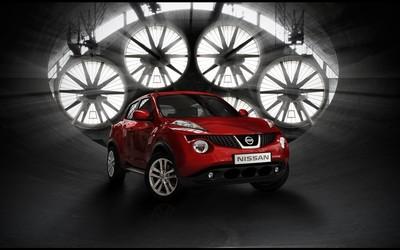 Nissan Juke [3] wallpaper