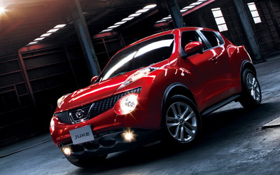 Nissan Juke wallpaper