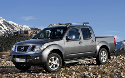 Nissan Navara wallpaper