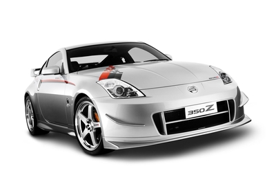 Nissan NISMO 350Z wallpaper