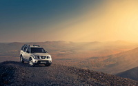 Nissan Pathfinder wallpaper 1920x1200 jpg