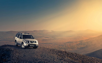 Nissan Pathfinder wallpaper