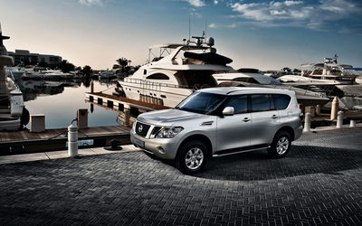Nissan Patrol wallpaper