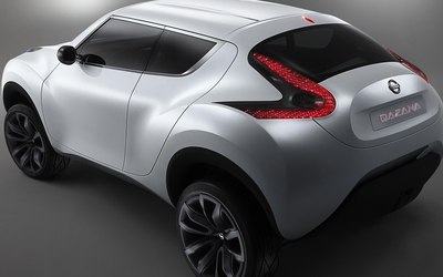 Nissan Qazana [2] wallpaper