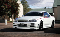 Nissan Skyline wallpaper 1920x1200 jpg