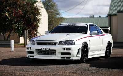 Nissan Skyline wallpaper