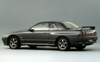 Nissan Skyline GT-R [7] wallpaper
