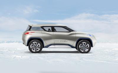 Nissan Terra FCEV Concept wallpaper
