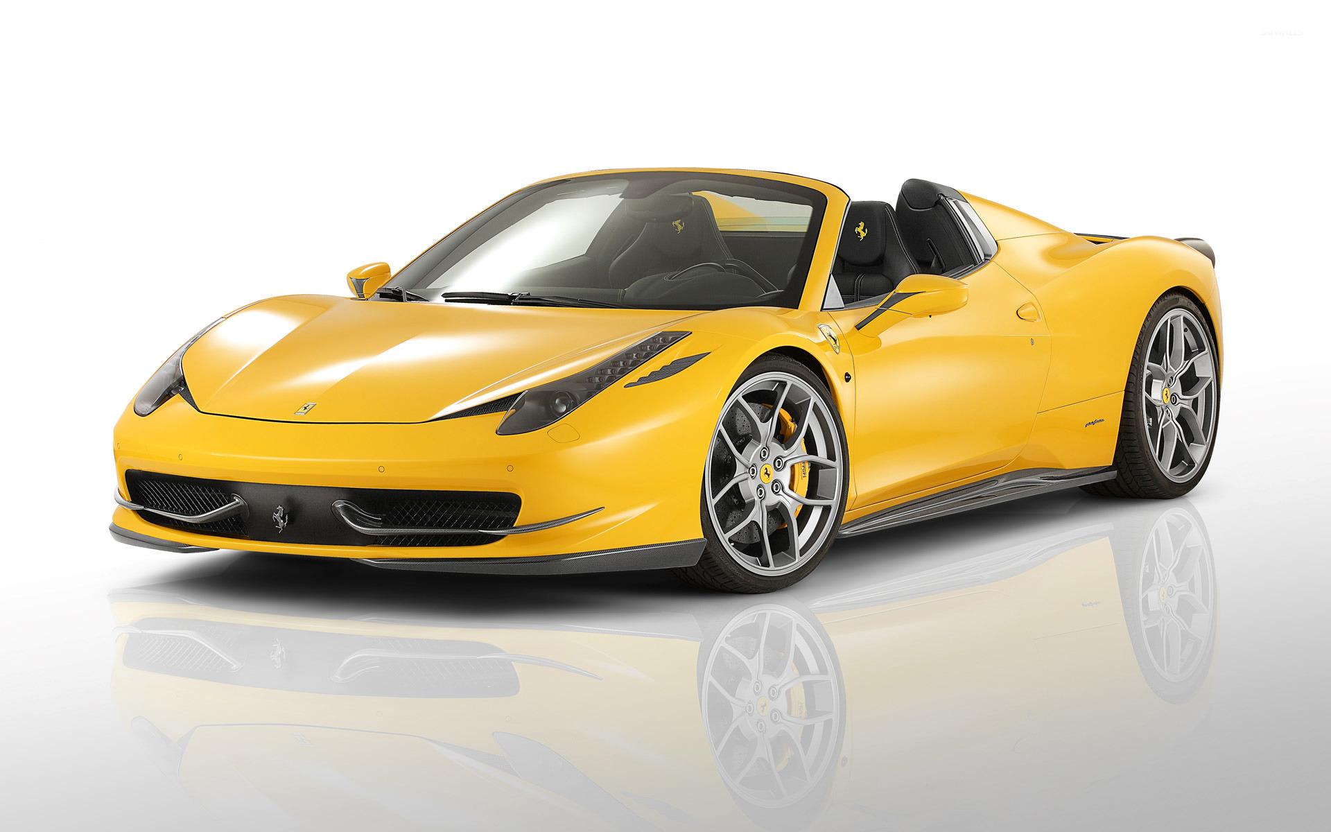 novitec rosso ferrari 458 spider wallpaper 1920x1200 jpg - Wheelsandmore Ferrari 458 Italia