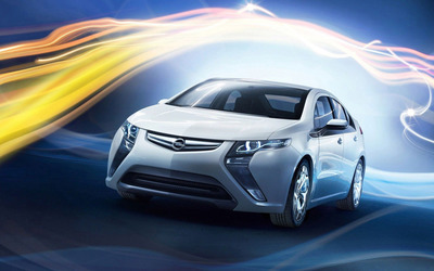 Opel Ampera wallpaper