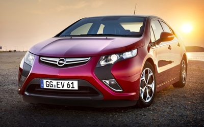 Opel Ampera [2] wallpaper