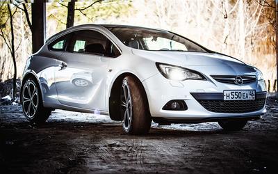 Opel Astra [4] wallpaper