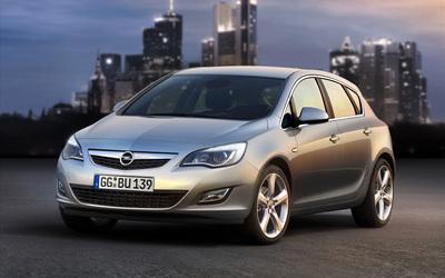 Opel Astra wallpaper