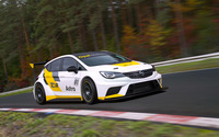 Opel Astra TCR front side view wallpaper 2560x1600 jpg