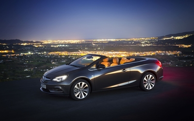 Opel Cascada wallpaper