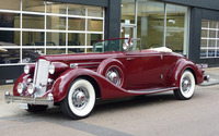 Packard Twelve wallpaper 2880x1800 jpg
