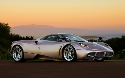 Pagani Huayra wallpaper