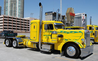 Peterbilt truck [4] wallpaper 1920x1200 jpg