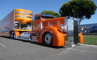 Peterbilt truck wallpaper 2560x1600 jpg