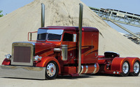 Peterbilt truck [3] wallpaper 3840x2160 jpg