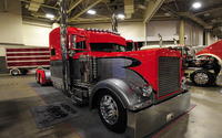 Peterbilt truck [5] wallpaper 3840x2160 jpg