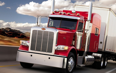 Peterbilt Truck [7] wallpaper