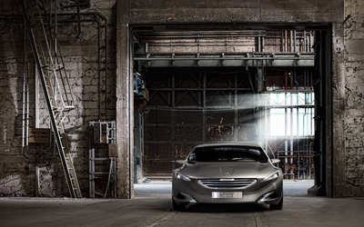 Peugeot HX1 wallpaper