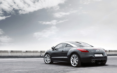 Peugeot RCZ [2] wallpaper