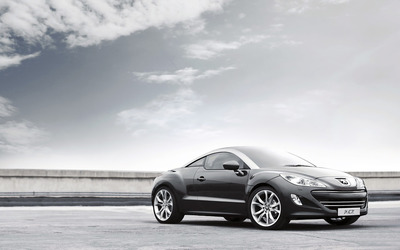Peugeot RCZ [3] wallpaper