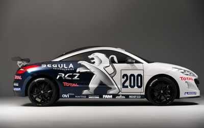 Peugeot RCZ [5] wallpaper
