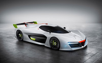 White Pininfarina H2 Speed concept wallpaper 2560x1600 jpg