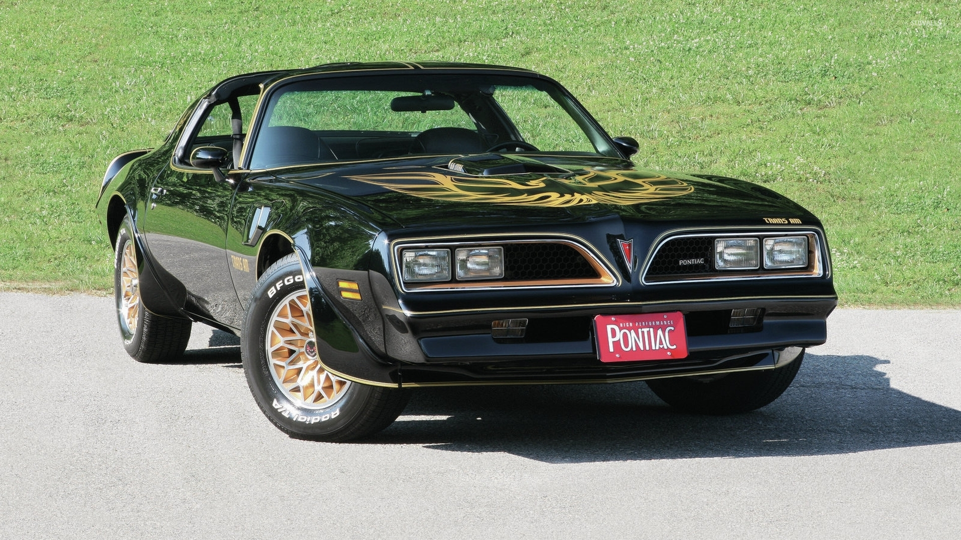 Pontiac Firebird Trans Am Wallpaper Car Wallpapers 33710
