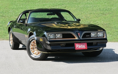Pontiac Firebird Trans Am wallpaper