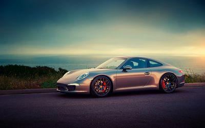 Porsche 911 [2] wallpaper
