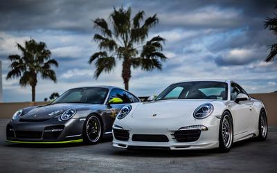 Porsche 911 [3] wallpaper
