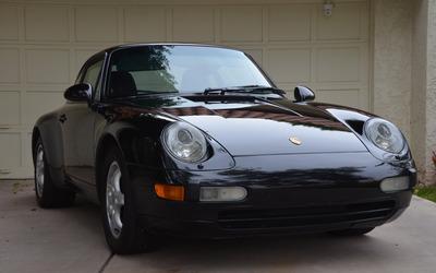 Porsche 911 [8] wallpaper