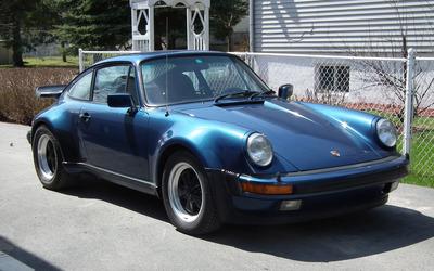 Porsche 911 [4] wallpaper
