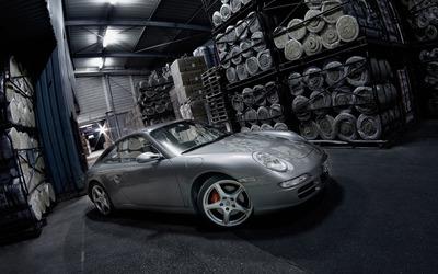 Porsche 911 [16] wallpaper