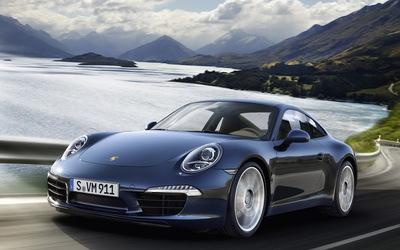 Porsche 911 [9] wallpaper
