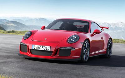 Porsche 911 [11] wallpaper
