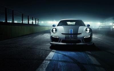 Porsche 911 [6] wallpaper