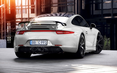 Porsche 911 [12] wallpaper