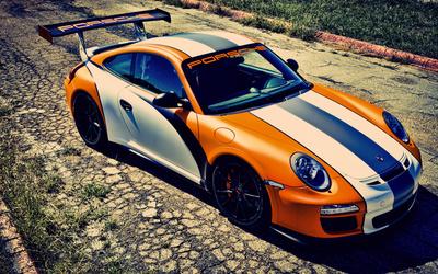 Porsche 911 [10] wallpaper