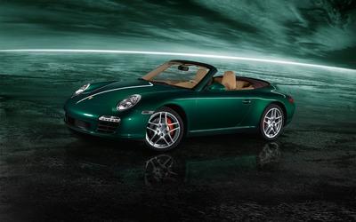 Porsche 911 Carrera 4S wallpaper