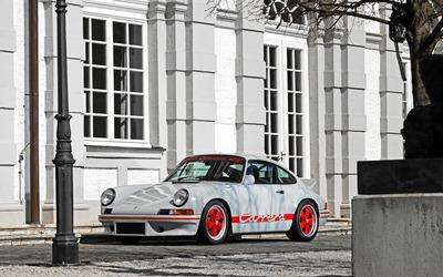 Porsche 911 Carrerra RS wallpaper
