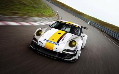 Porsche 911 GT3 [2] wallpaper