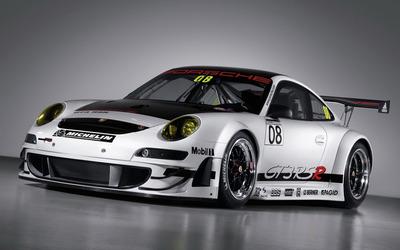 Porsche 911 GT3 [4] wallpaper